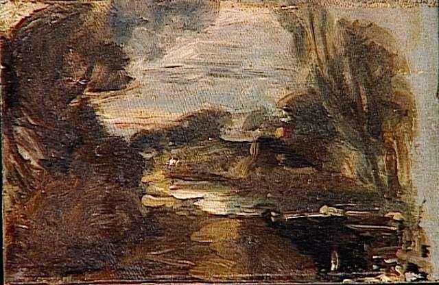 Un paysagiste anglais du 19 me john constable for Artiste peintre anglais