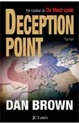 Livre - Deception Point de Dan Brown